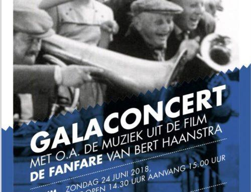 Gala Concert zondag 24 juni 2018, Tent open 14:30 aanvang 15:00 ENTREE GRATIS